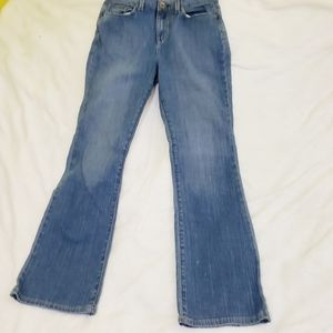 DKNY Jeans High Rise Bootcut Medium Wash Size 6S